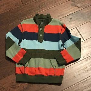 Gymboree Multi-Stripe Pullover Sz6